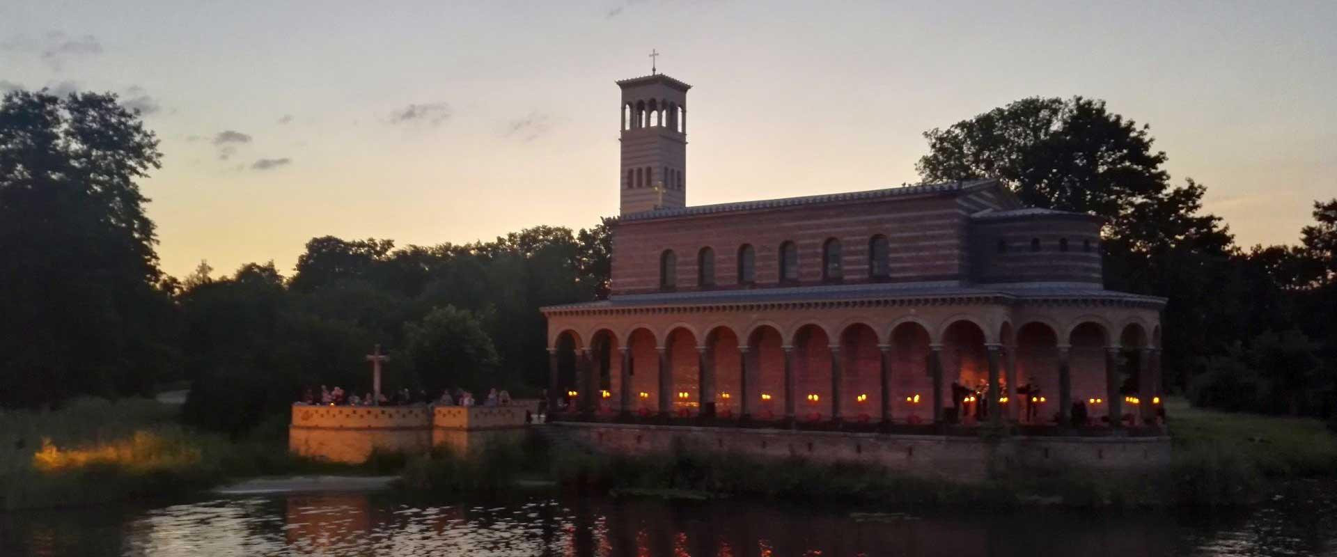 Reiseservice Potsdam