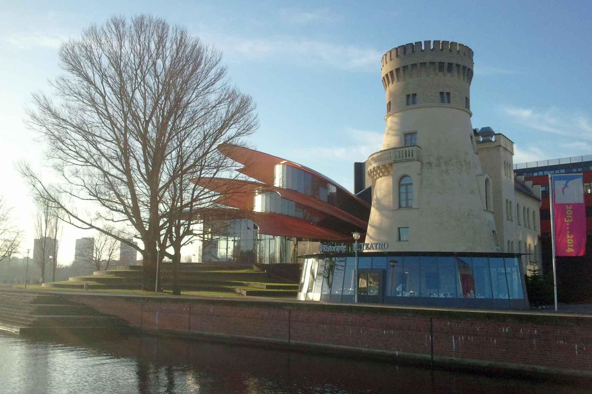 Theater in der Schiffbauergasse